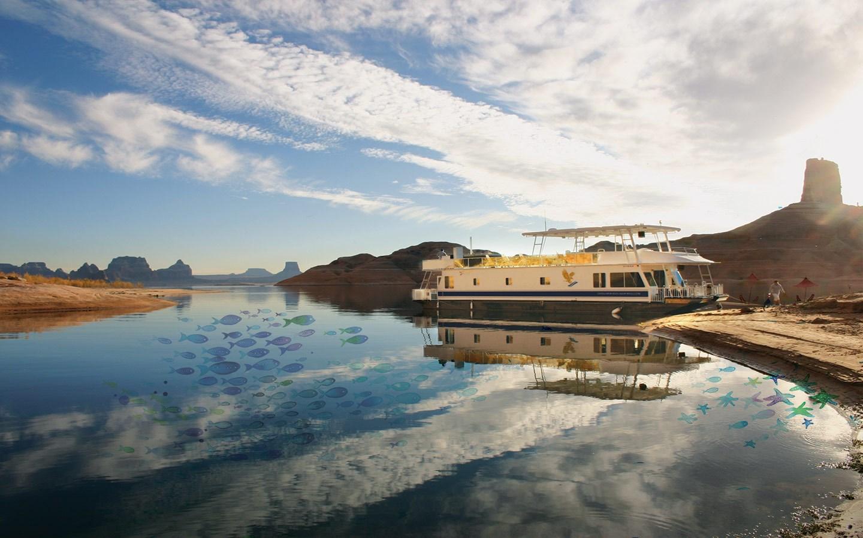 Hilton Grand Vacations - Houseboat