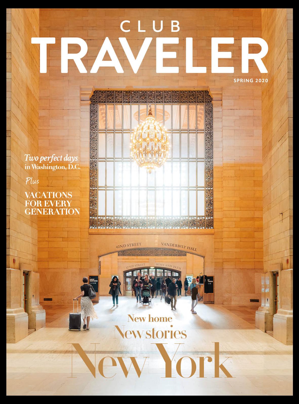 Spring 2020 Club Traveler