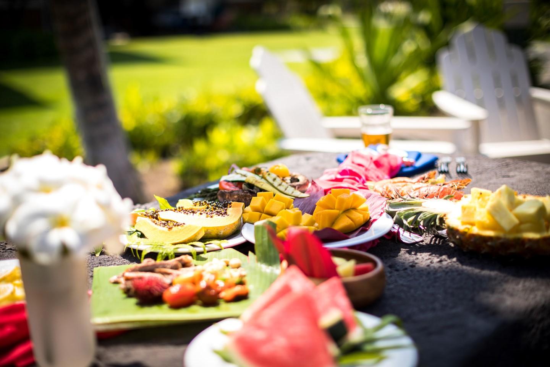Hawaiian Dishes
